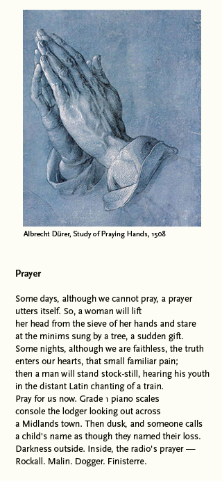 Prayer duffy